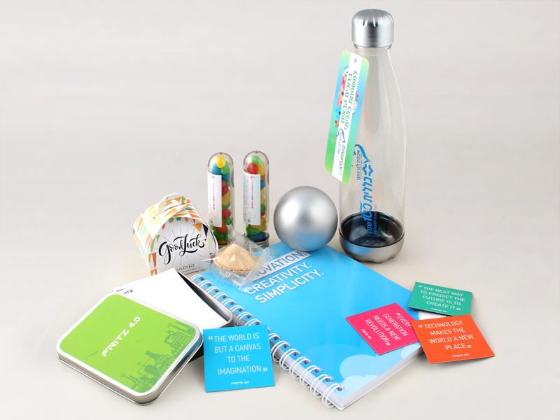 מתנות לכנסים, תערוכות וימי עיון